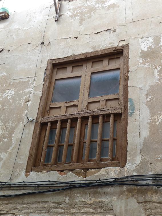 P1190677 Calle Recogidas vvTRABAJADA